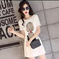 Đầm suông thời trang - SSA97
