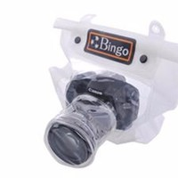 Bao chống nước cho máy ảnh Canon, Nikon DSLR lens ống ngắn