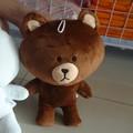 Gấu bông gấu brown 30cm