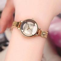 Đồng hồ  dây tơ lăng kính mèo 951