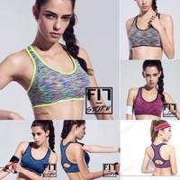 TT 02 - Áo thể thao nữ tập Gym Yoga Aerobic