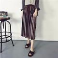 chân váy maxi dập ly TB0224