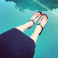 Giày sandals xỏ ngón tags Tori SDXN10