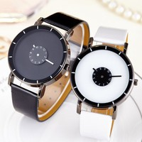 Đồng hồ kim giây hình tròn độc đáo NC383