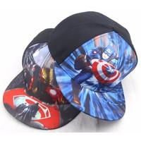 DEALSOC - Nón hình Captain American dễ thương cho bé trai
