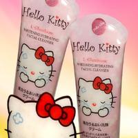 Sửa rửa mặt trắng da dạng hạt Hello Kitty