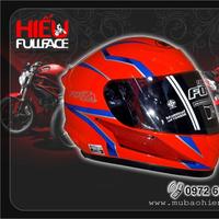 Mũ bảo hiểm fullface Index Forza 911 hàng Thái Lan chính hãng