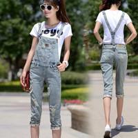 quần yếm có dây đeo đọc đáo và phong cách - 140