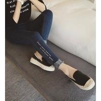 quần jeans skinny rách Mã: QD1142 - XANH