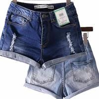 Quần jean nữ ngắn - 137