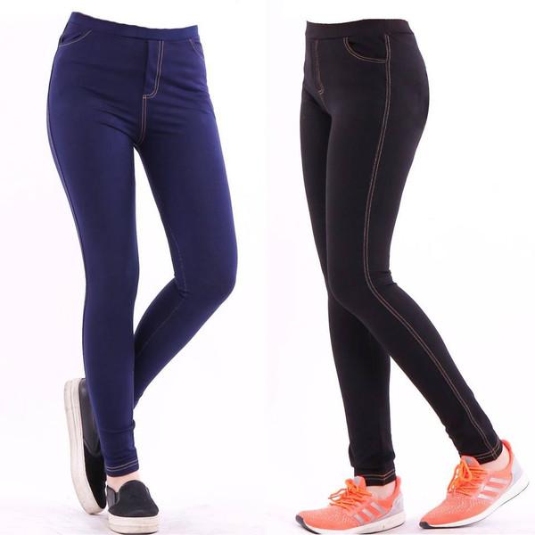 Legging Giả Jean 35707