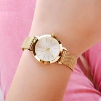 Đồng hồ nữ thời trang mèo970 vàng