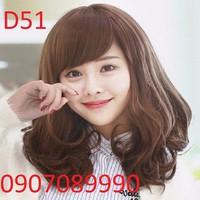 Tóc giả Hàn Quốc - D51