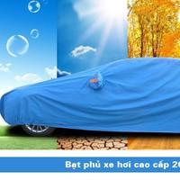 Bạt PVC Phủ Xe Honda
