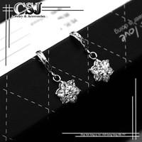 Bông tai inox nữ mẫu BT089- Trang sức inox CSJ