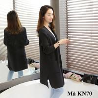 Áo khoác len cardigan nữ KN70