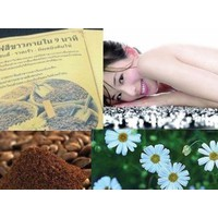 Tắm Trắng Body toàn thân Cafe - hoa cúc Thái Lan