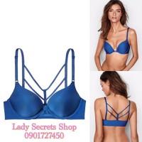 Áo ngực Victoria Secret xách tay Mỹ màu xanh