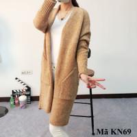 Áo khoác len cardigan nữ KN69