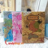 Bao đựng hộ chiếu - passport PP16 candyshop88.vn