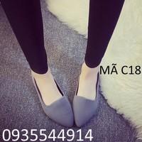 Giày búp bê nữ cực xinh C18