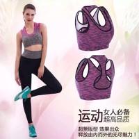 Bộ quần áo thể thao tập Gym, Yoga cho nữ_BX6