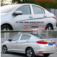 Ốp viền kính xe full bộ ô tô Honda city