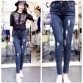 quần jean nữ lưng cao cao cấp