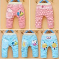 quần cho bé 2 - 5 tuổi