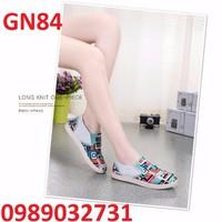 Giày lười nữ phong cách thể thao - GN84