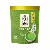 Bột sữa trà xanh Matcha Milk 200g - Hàng Nhật nội địa