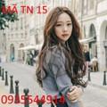 Tóc giả nữ Hàn Quốc TN15