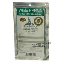 Tắm trắng dành cho mặt White Henna Thái Lan