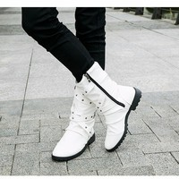 GIÀY BOOT TRẺ TRUNG -- GN058
