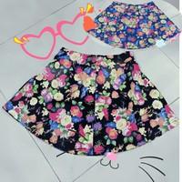 Váy hoa xòe thời trang trẻ trung