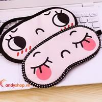 Combo 2 Miếng đeo mắt khi ngủ candyshop88.vn