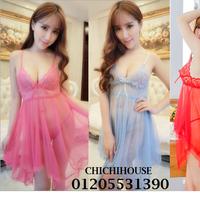 Váy Ngủ Sexy Ren D20
