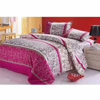 Bộ ga giường cotton Thổ Cẩm