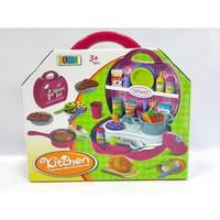 Bộ đồ chơi nấu bếp trẻ em Luxurious Mini Kitchen