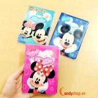 Combo 2 Bao đựng hộ chiếu - passport PP13 candyshop88.vn
