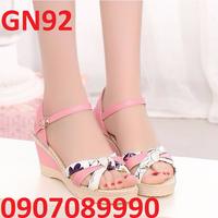 Giày đế xuồng nữ rẻ đẹp - GN92