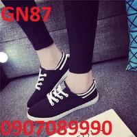Giày lười nữ cá tính thể thao - GN87