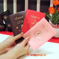 Combo 2 Ví Passport PP22 candyshop88.vn