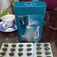 Giảm Cân Lishou Phục Linh Hộp sắt 2015 hộp thiếc