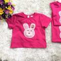 Áo croptop hình thỏ
