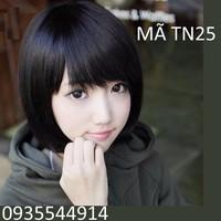 Tóc giả nữ ngắn cúp hàn quốc TN25