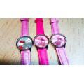 Shop SuSu - Đồng hồ Kitty dây da xinh xắn