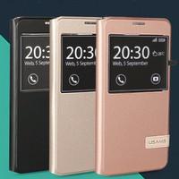 Bao da Samsung-Galaxy A7 2016 hiệu Usams đầy tiện ích