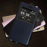 Bao da Samsung Galaxy E7 S-View Cover cao cấp