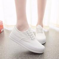 Giày sneaker nữ dễ thương phong cách Hàn Quốc - SG0329